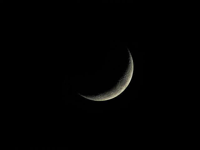 Decoding Secrets of The New Moon- The Enigmatic Beauty
