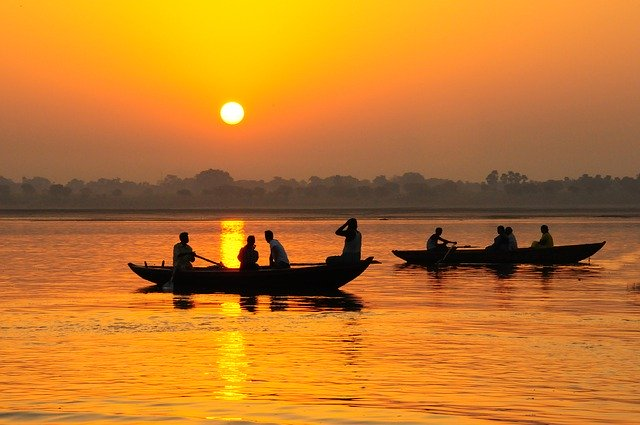 Ganges A sacred and purest river of all