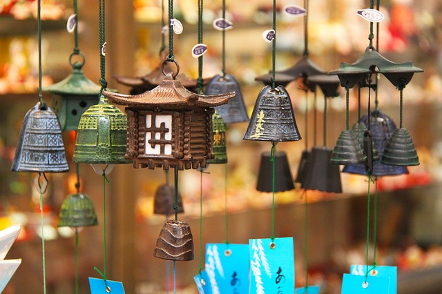 How to use Windchimes for bringing good luck and fortune?