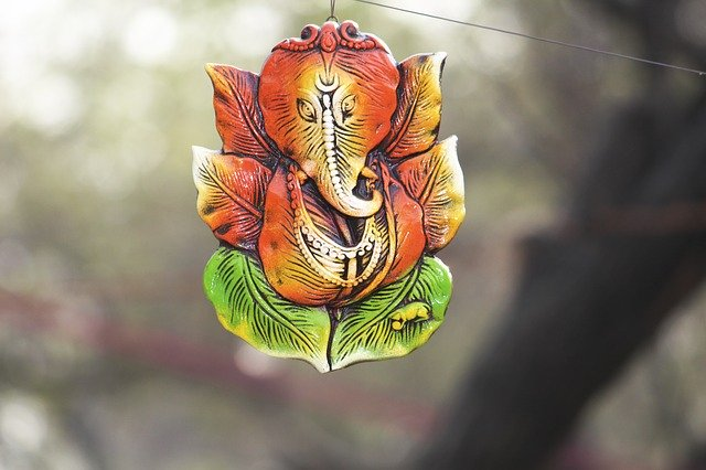 Offer these leaves to Lord Ganesha to please Him