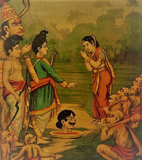 लक्ष्मण और मेघनाथ