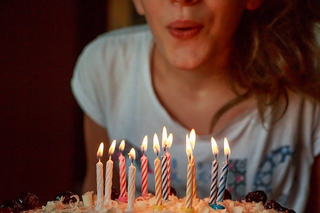 How should you celebrate your birthday according to astrology?