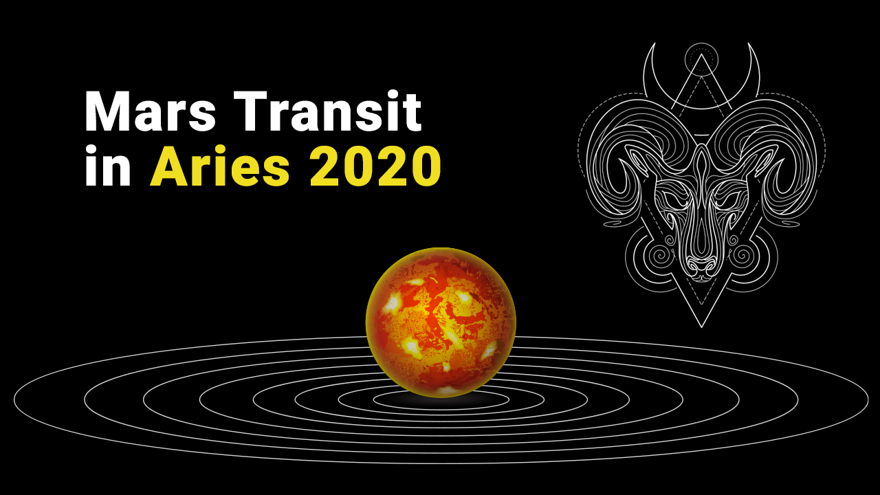 Mars Transit in Aries 2020- How it Will Effect You