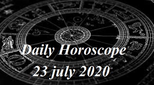 दैनिक राशिफल 23 जुलाई 2020- इन तीन राशि के जातकों को रहना होगा सावधान