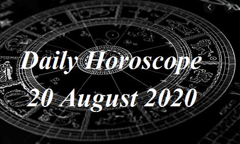 दैनिक राशिफल 20 अगस्त 2020- जानें ग्रहों की गति का आज के दिन आपके जीवन पर प्रभाव