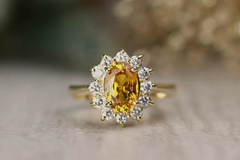 How to wear Yellow Sapphire Ring?