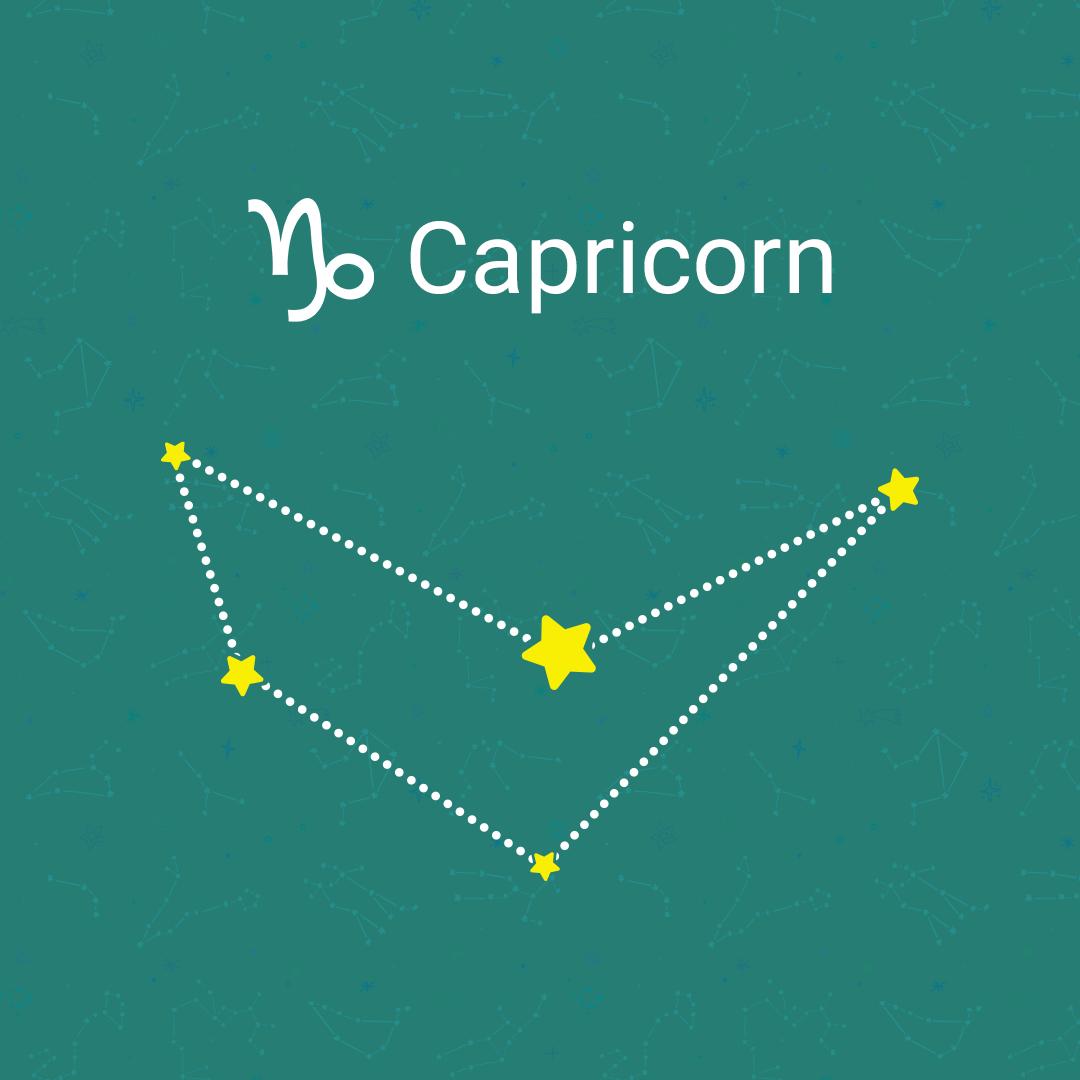 Capricorn weekly horoscope online