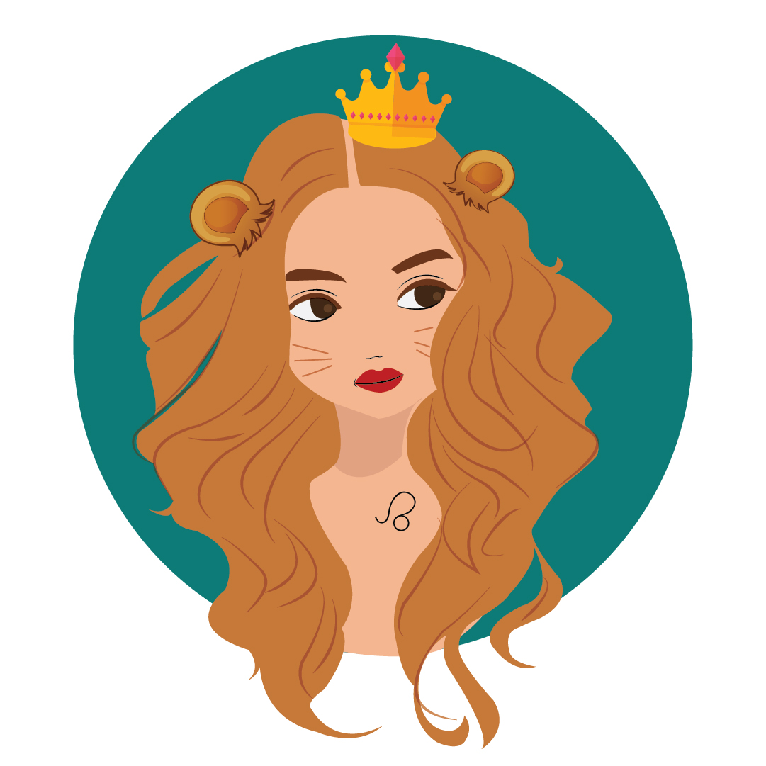 Leo- The Flamboyant Personality Type Zodiac Sign