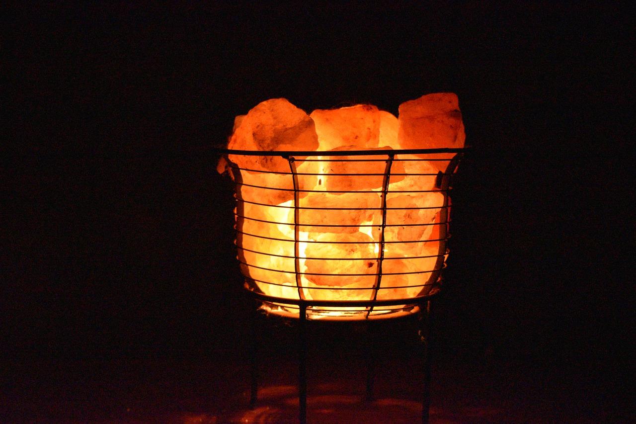 Salt Lamp Vastu Tips