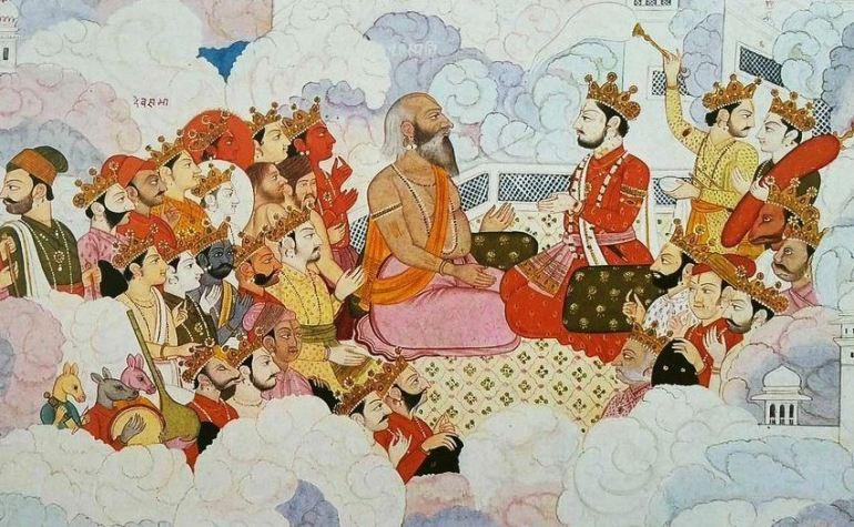 The Curse of Bhrigu Acharya