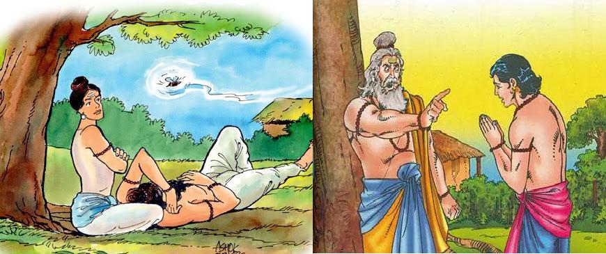 Curse of Parashurama to Karna