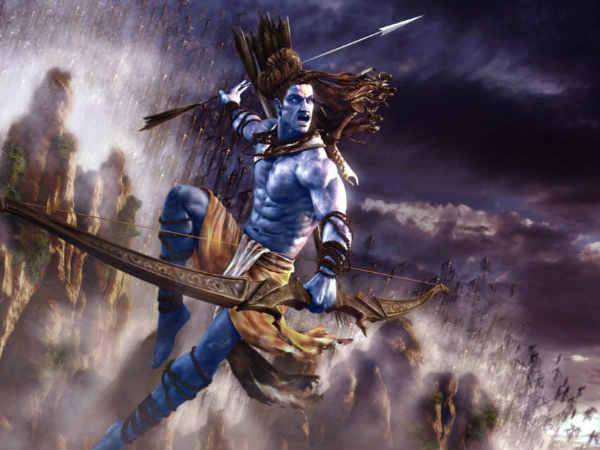 Krishna's Curse to Ashwatthama
