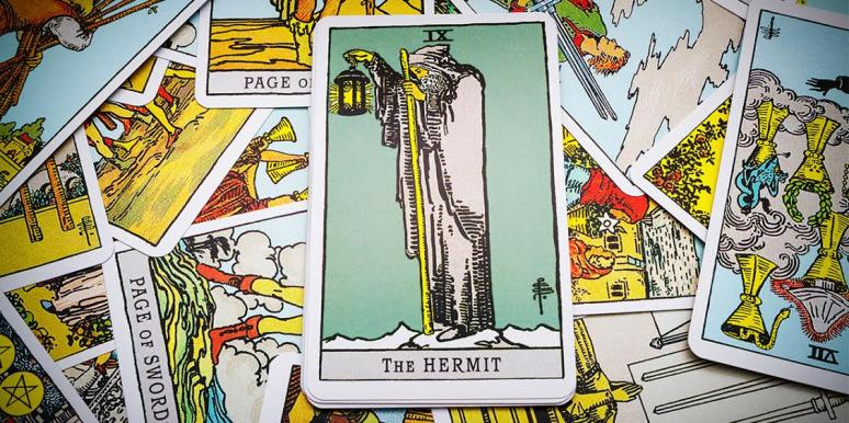 Hermit card