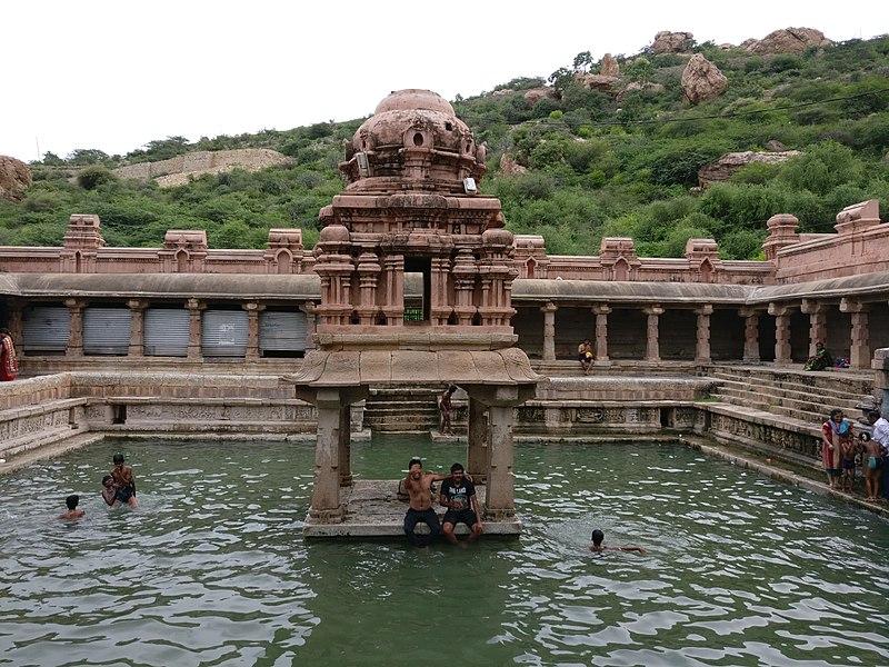 Yaganti temple,
