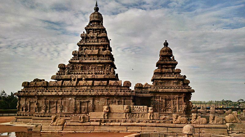 Shore Temple, Tamil Nadu