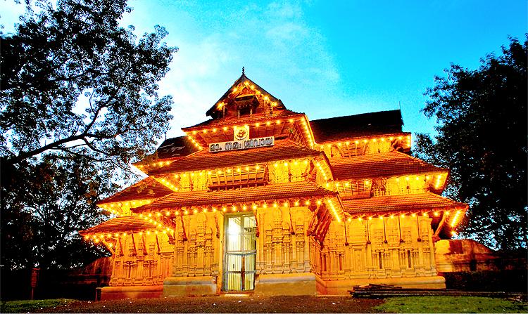 Vadakkunnathan temple, Kerala