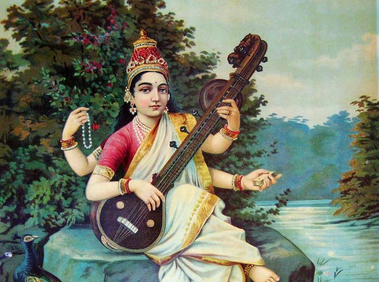 देवी सरस्वती ने ब्रह्मा को क्यों श्राप दिया था? जानिए इस कथा के पीछे का इतिहास