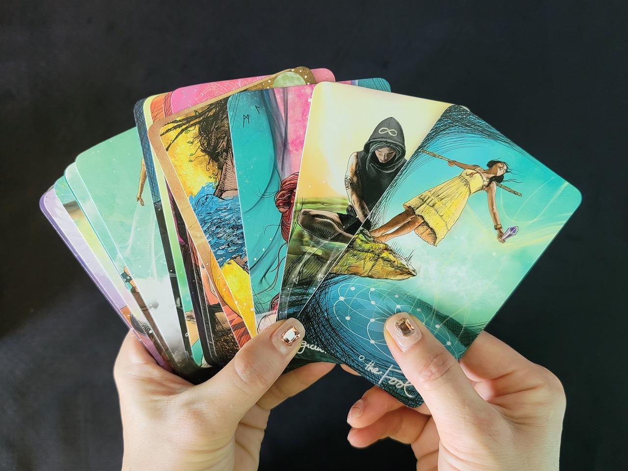 Tarot Cards For Reunion